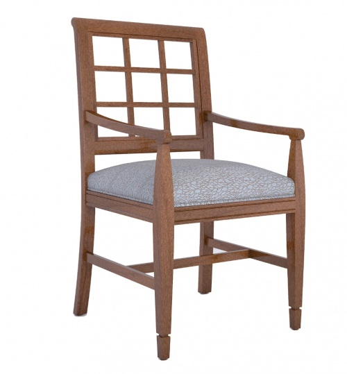 4000 Wood Arm Chair
