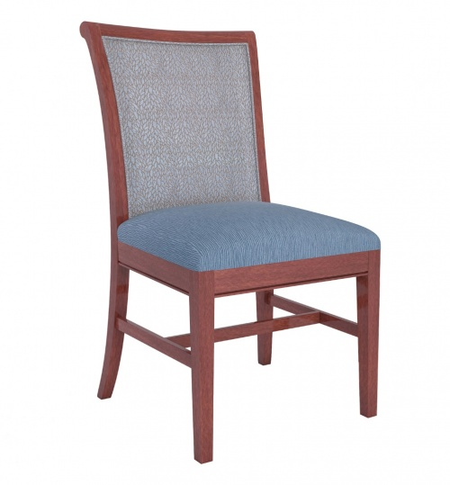 LG1067 Wood Side Chair