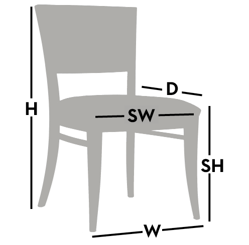 Chair Dimensions and Weight